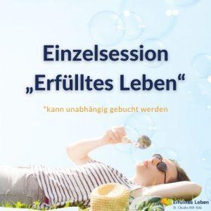 """Kurzsession """"Erfülltes Leben"""" Kurs 2"""